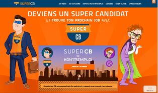 SuperCB, la nouvelle opération marketing décalée de CareerBuilder