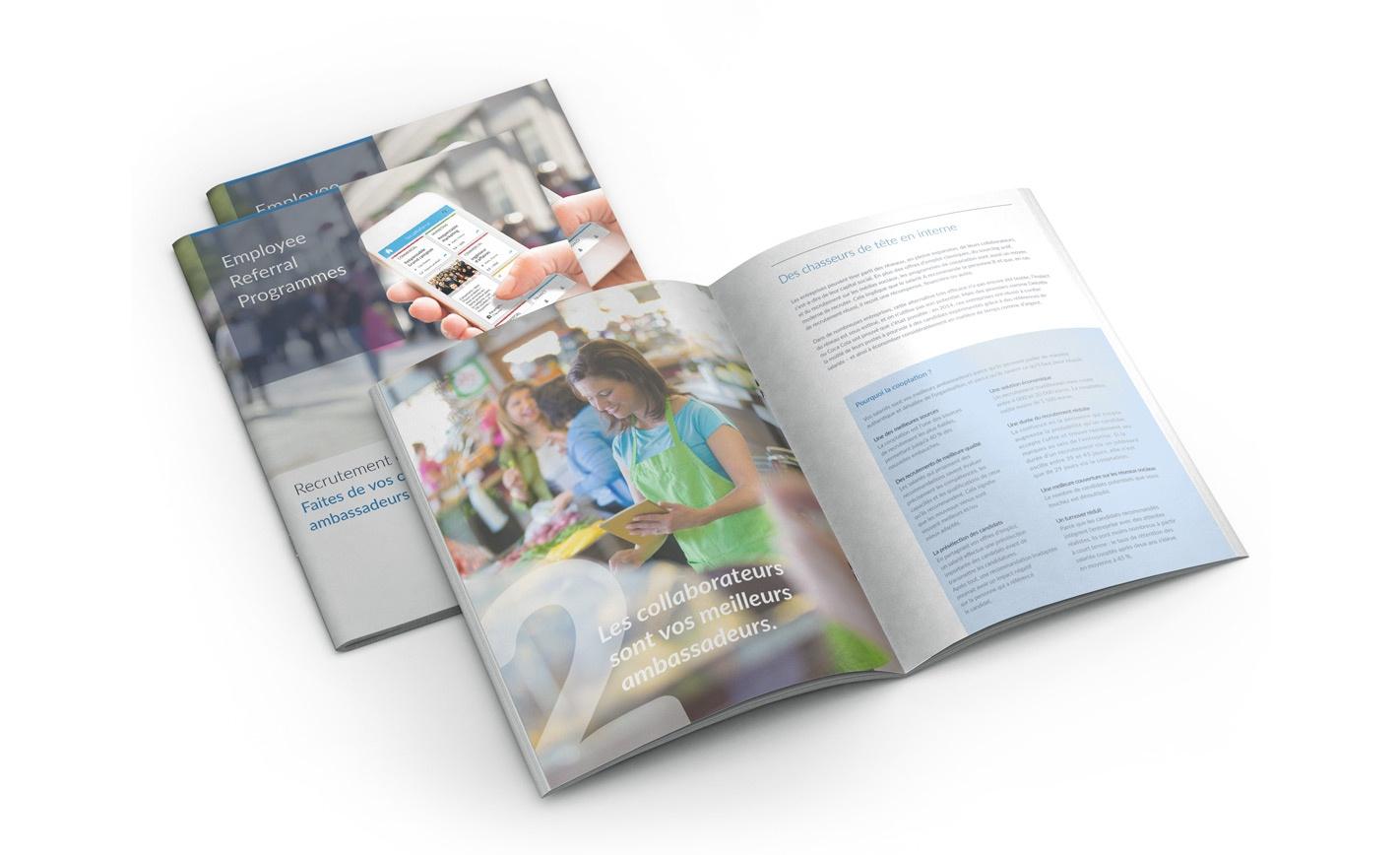 E-book CareerBuilder : Faites de vos collaborateurs vos meilleurs ambassadeurs avec la cooptation !